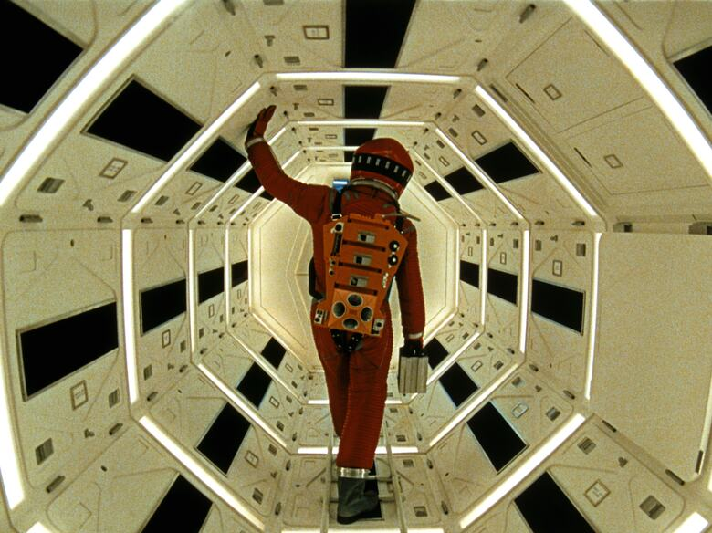 2001: A Space Odyssey film still