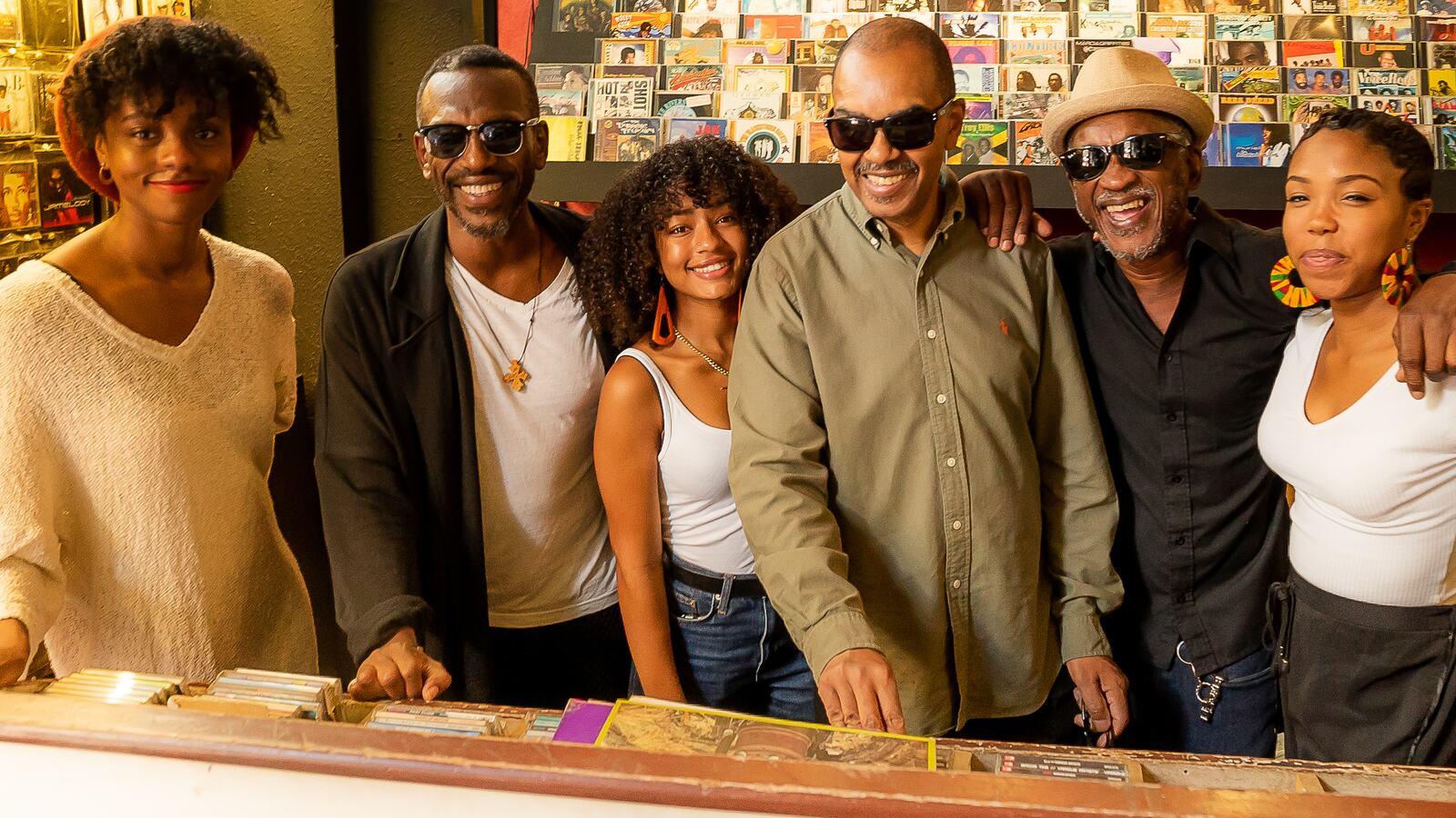 Jazz Jamaica All Stars. Photo: Steven Cropper