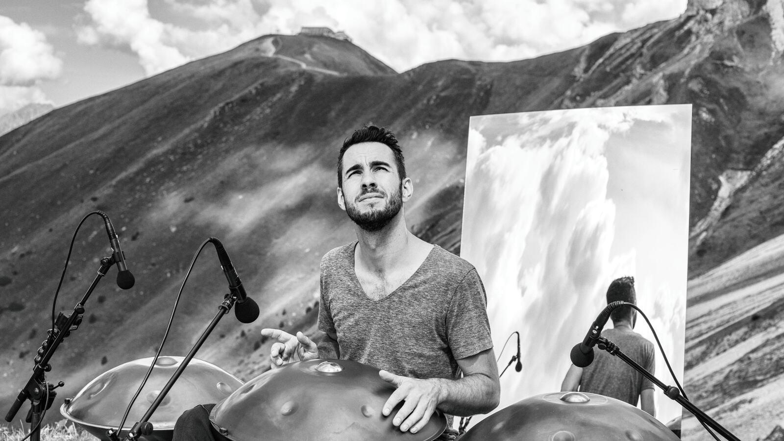 Manu Delago, percussionist