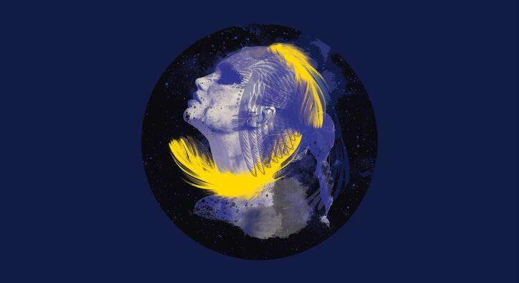 Stockhausen's Donnerstag aus Licht visual