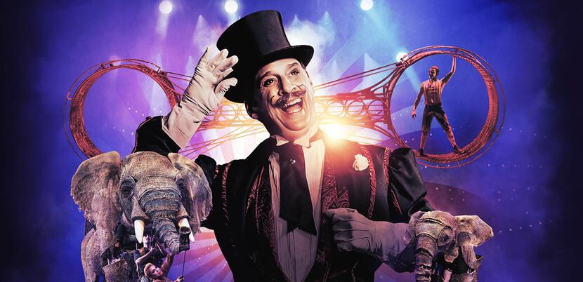 Circus 1903 at Southbank Centre