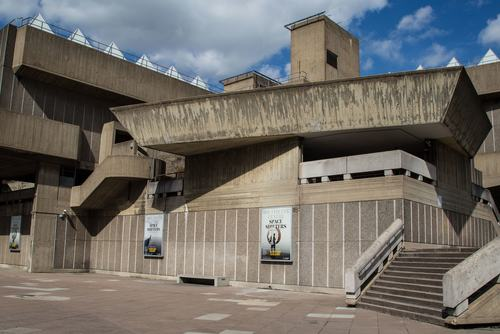 Hayward Gallery at Southbank Centre