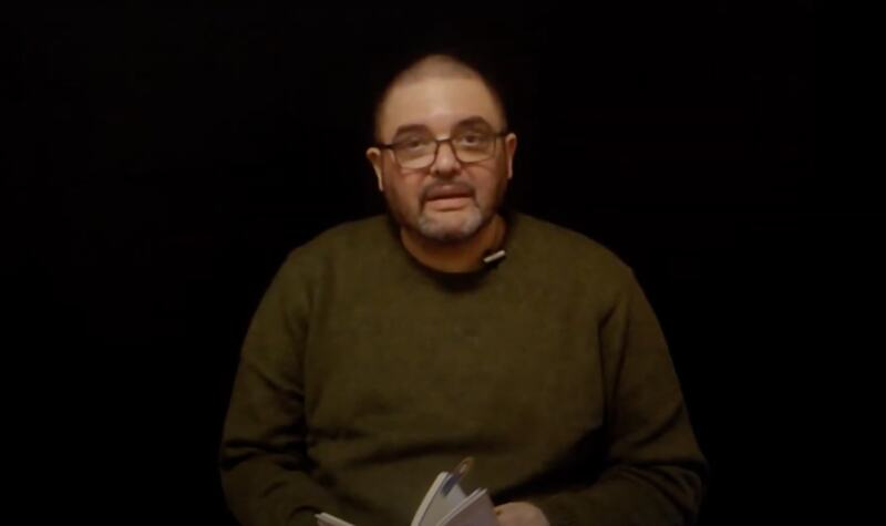 Shane McCrae; poet shortlisted for the 2020 TS Eliot Prize, reads from their shortlisted work