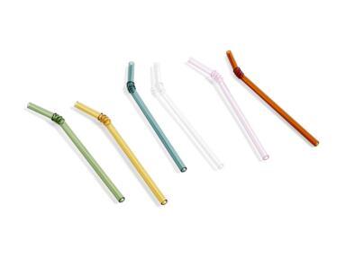 Sip Glass Straws