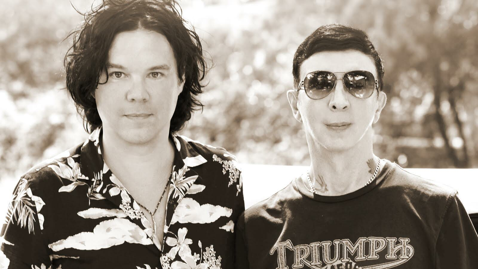 Chris Braide and Marc Almond, British songwriters