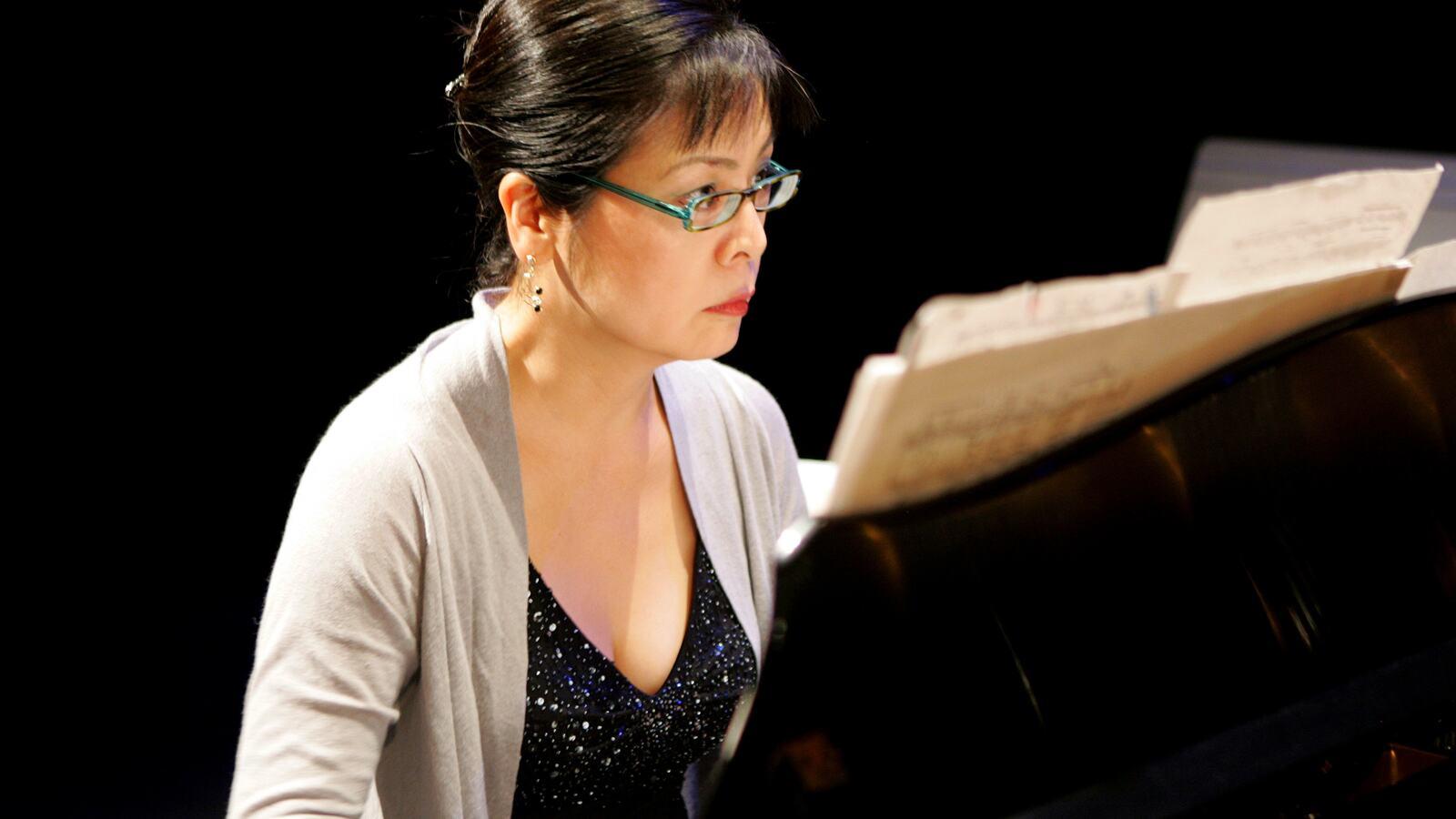 Noriko Kawai, pianist