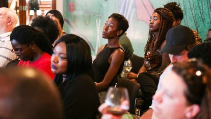 Africa Utopia Member's Salon at the Royal Festival Hall