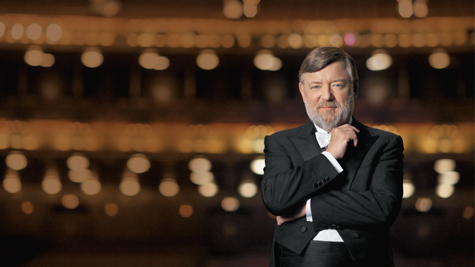 Sir Andrew Davis, conductor