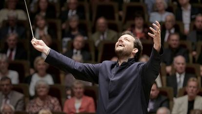 Andris Nelsons, conductor
