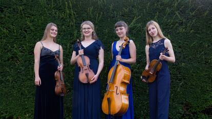 Maconchy Quartet, string quartet
