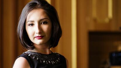 Tamila Salimdjanova, pianist