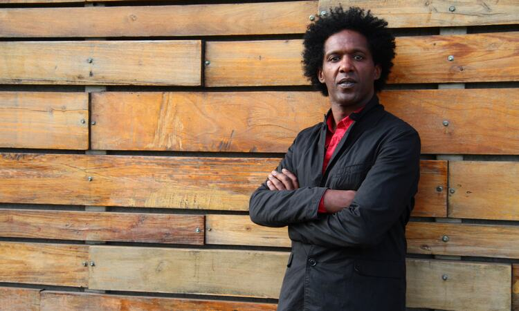 Lemn Sissay, author and broadcaster