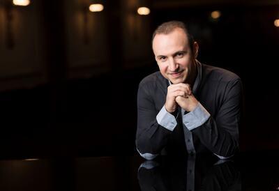 Simon Trpceski, pianist