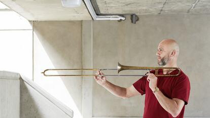 Philip Dale, trombone