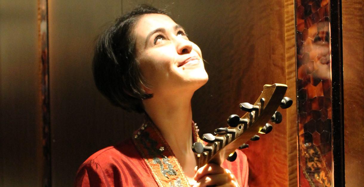 Yazz Ahmed, Bahraini-British musician