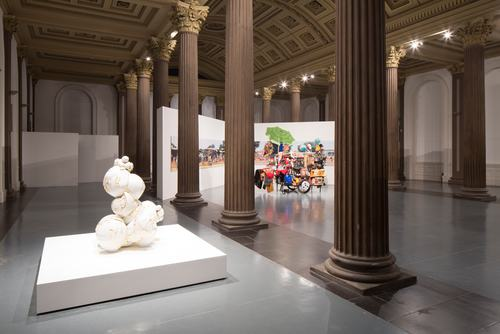 Art from Elsewhere, Installation image, Birmingham Museums and Galleries  Credit McAteer Photograph