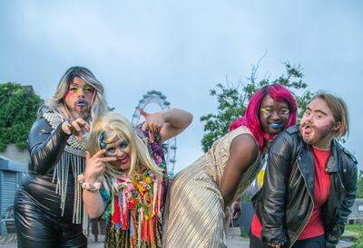 Drag Syndrome at Southbank Centre