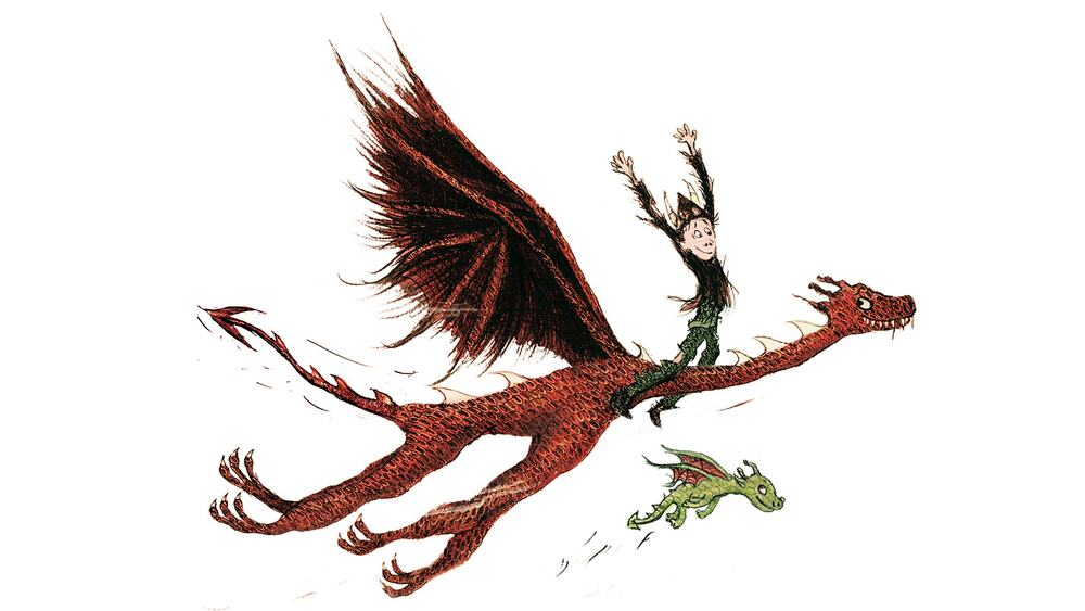 How to train your dragon book 1 chapter 4