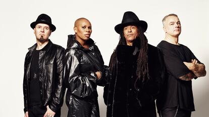 Skunk Anansie, rock band