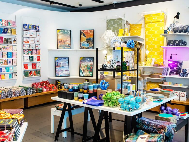 Southbank Centre Shop, Mandela Walk image