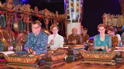 Gamelan Christmas Chimes 2012
