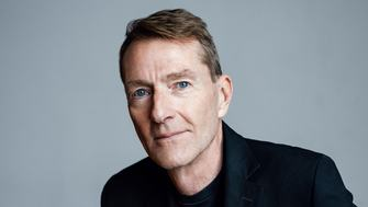 Lee Child headshot