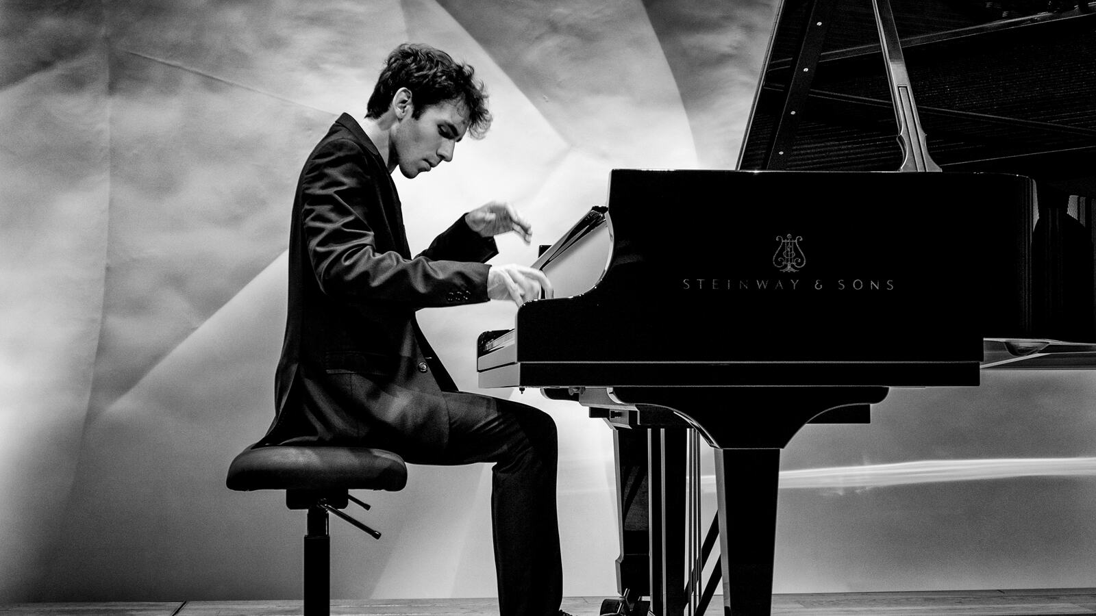 Alexandre Kantorow, pianist
