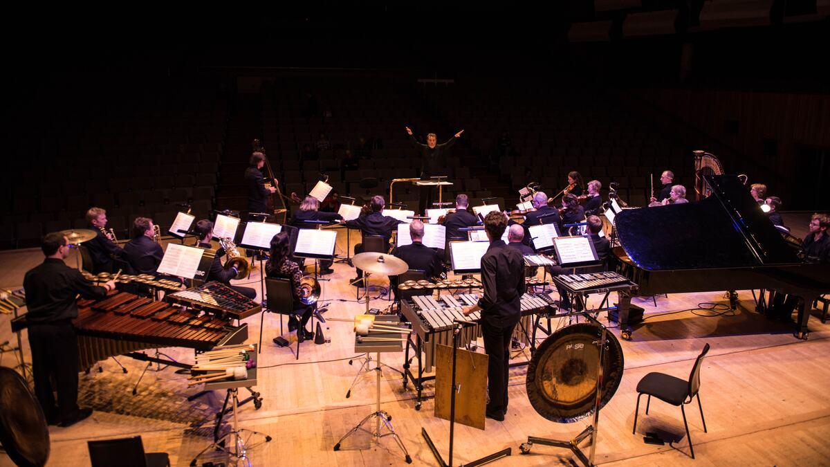 London Sinfonietta orchestra