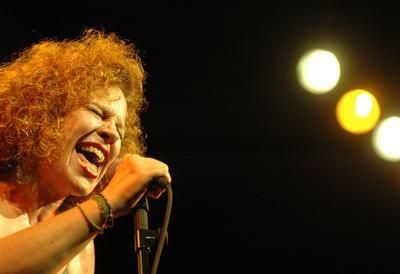 Sarah Jane Morris, singer