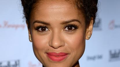 British actor Gugu Mbatha-Raw