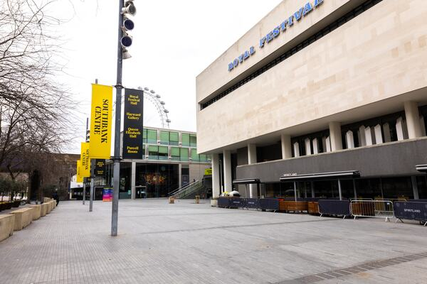 Southbank Centre Square