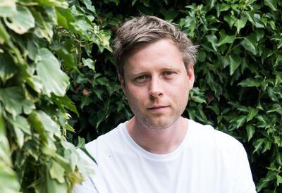 Max Porter, author