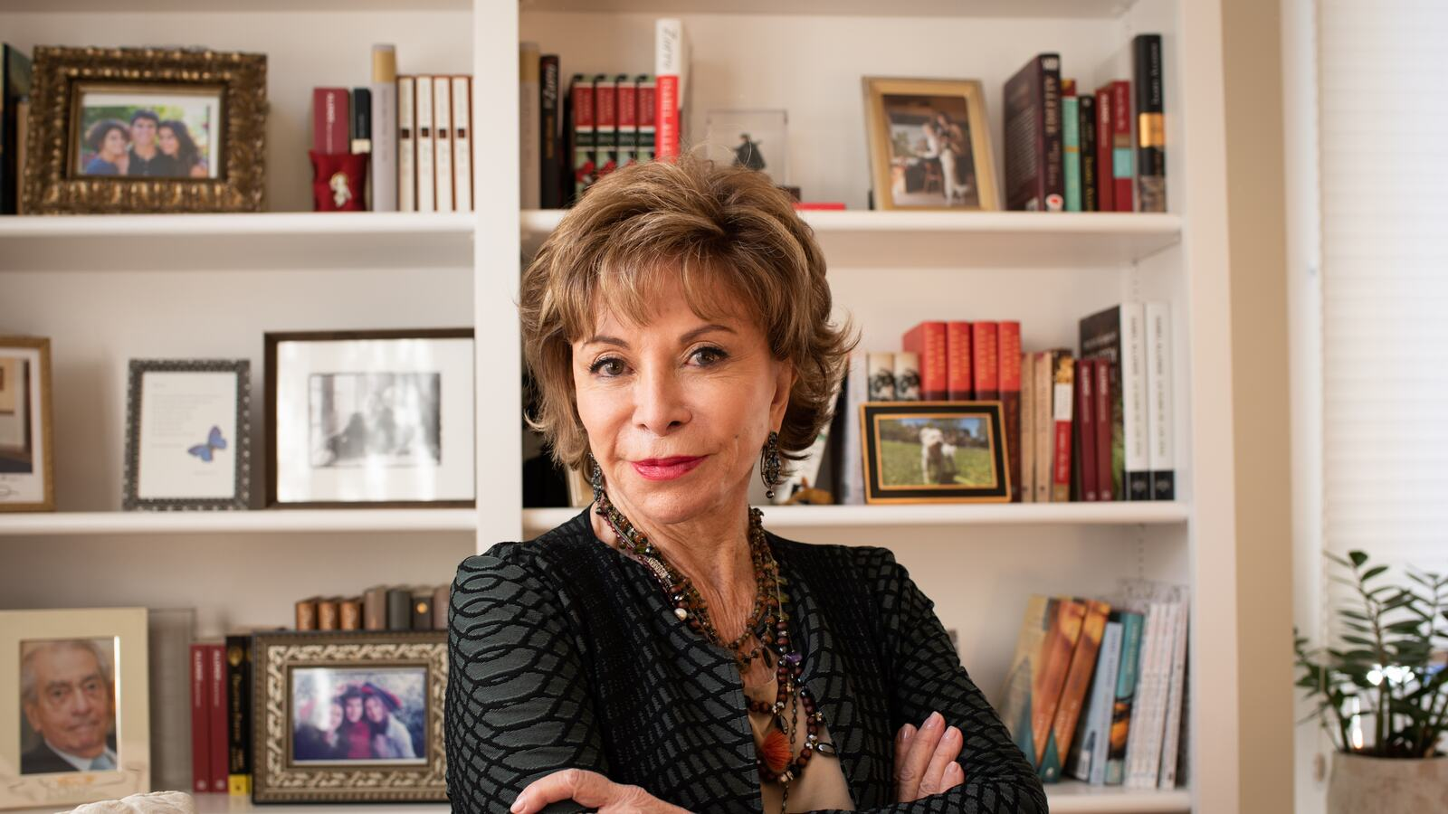 Isabel Allende, author