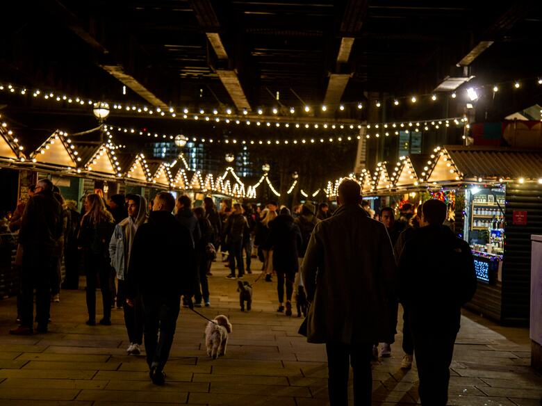 Winter Market at Southbank Centre