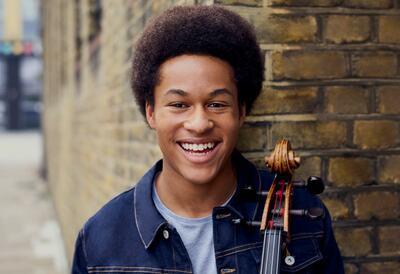 Sheku Kanneh-Mason, cellist