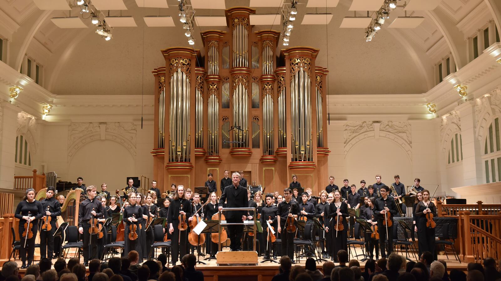 RCMJD Chamber and Symphony Orchestras