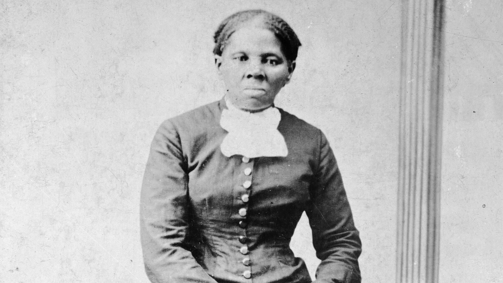 Harriet Tubman, abolitionist and political activist