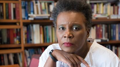 Claudia Rankine, poet