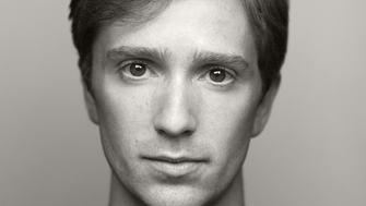 Actor Luke Newberry