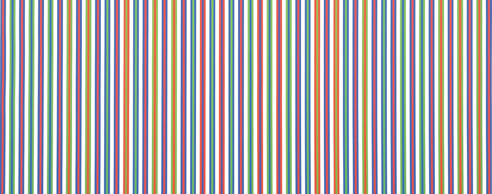 Paean (detail), 1973. Acrylic on canvas. 290.2 x 287.3 cm. Copyright Bridget Riley 2019. All rights reserved.