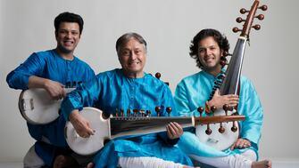 Sarod Maestro Amjad Ali Khan, sarod player