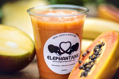 Elephant Juice at Southbank Centre