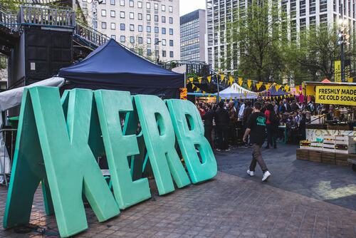 KERB Street Food Market, Southbank Centre Square