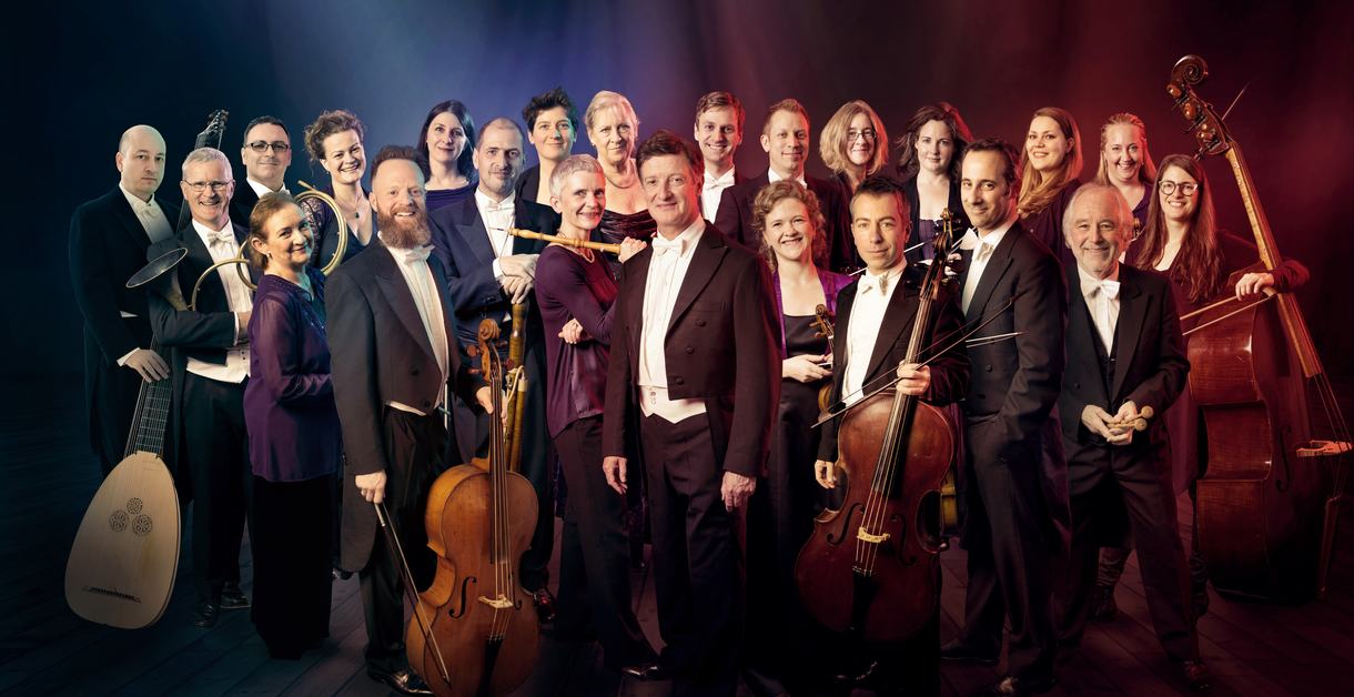 The English Concert: 45th Anniversary Concert