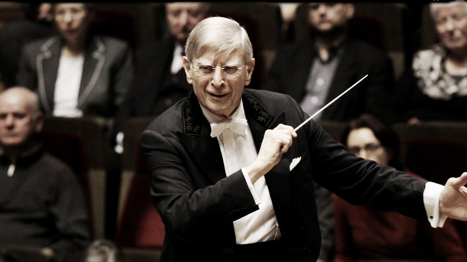 Herbert Blomstedt, conductor