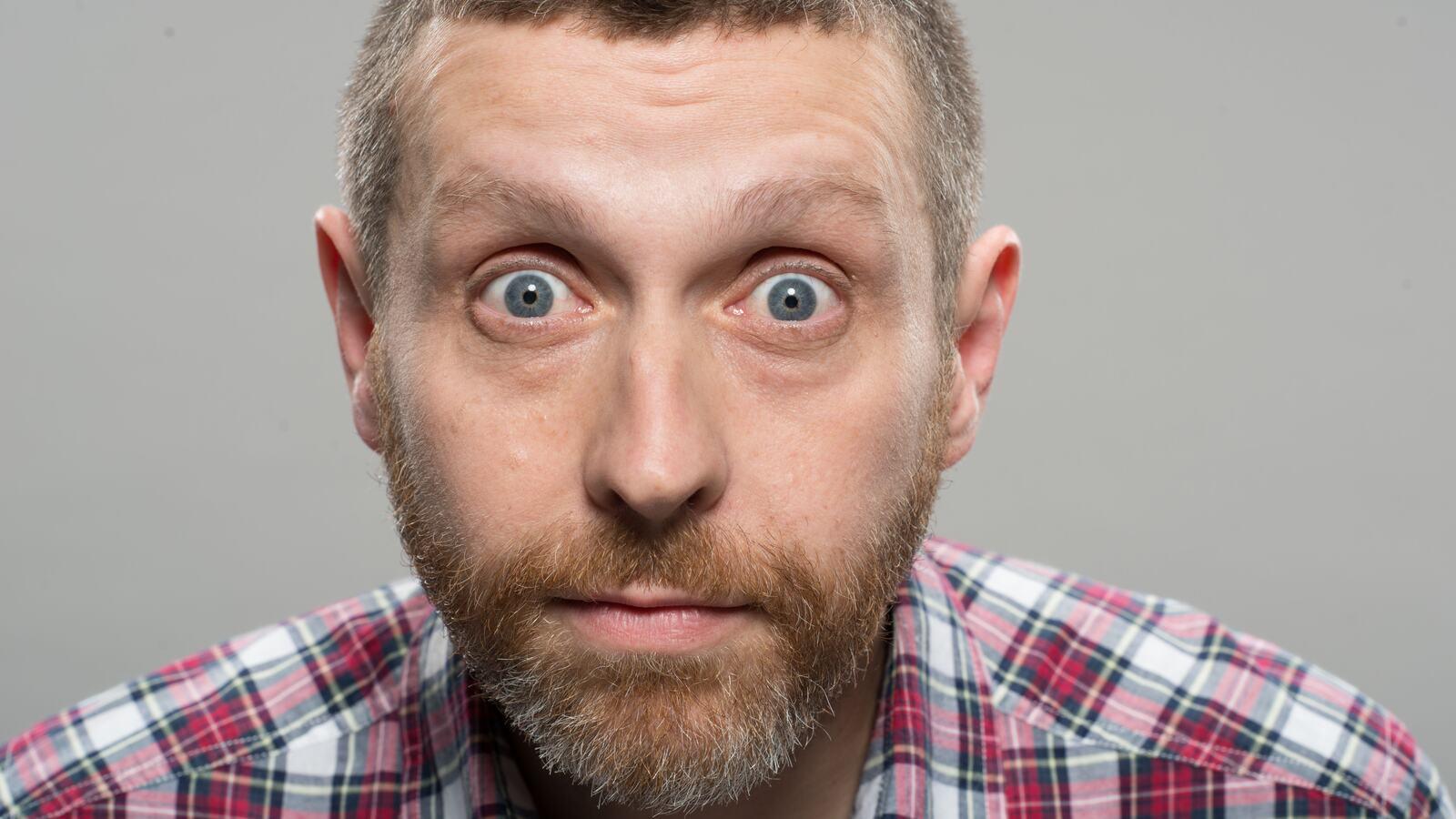 Dave Gorman, comedian