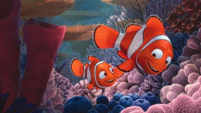 Finding Nemo, artwork
