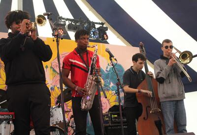 Hypernova, band