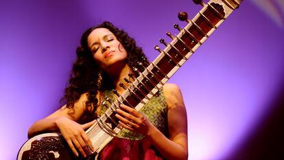 Anoushka Shankar, sitaarist