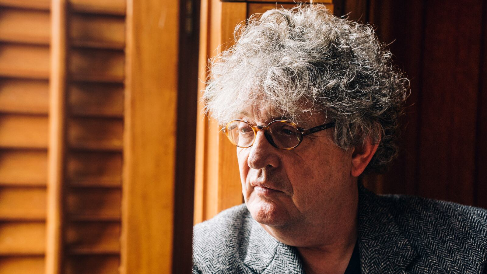 Paul Muldoon, poet